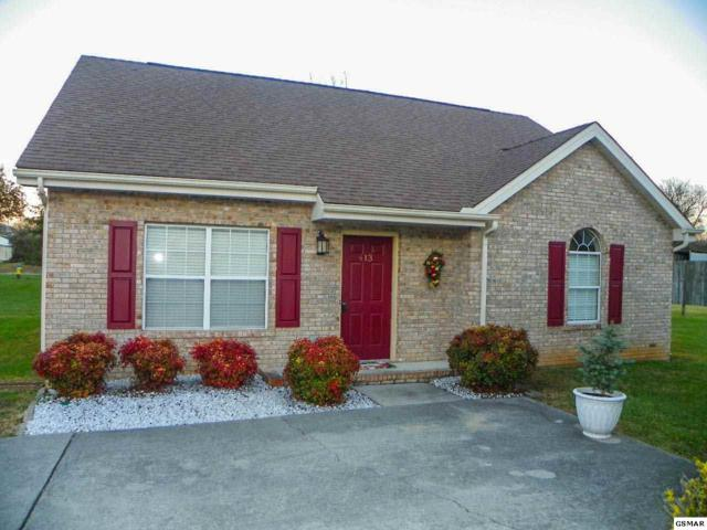 413 Dorminey Drive, Pigeon Forge, TN 37863 (#213379) :: Colonial Real Estate