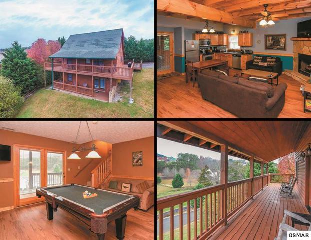 2809 Seth Road, Pigeon Forge, TN 37863 (#213402) :: Billy Houston Group