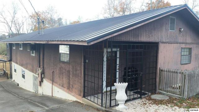 1929 Range Rd, Dandridge, TN 37725 (#213411) :: Colonial Real Estate