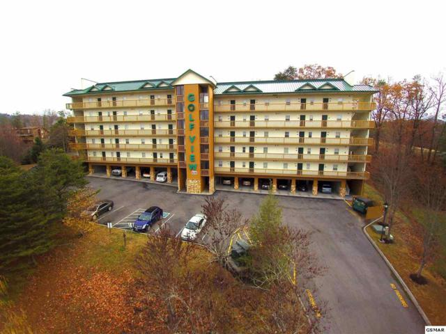 820 Golf View Blvd Unit 2503, Pigeon Forge, TN 37863 (#213484) :: Billy Houston Group