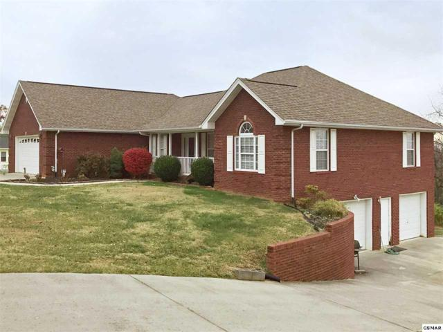 144 Skyline Drive, Dandridge, TN 37725 (#213501) :: Colonial Real Estate
