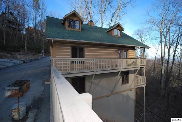 "1437 Arbon Drive ""Mountain Splen, Gatlinburg, TN 37738 (#213518) :: The Terrell Team"