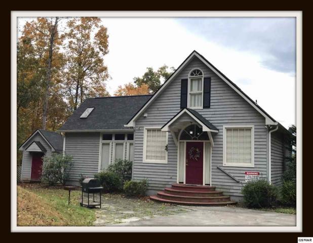 "3638 Locust Ridge Rd ""Bear Bottoms"", Sevierville, TN 37876 (#213570) :: The Terrell Team"