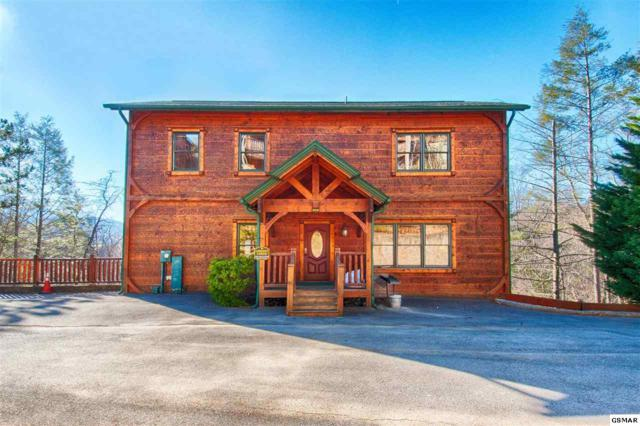 810 Great Smoky Way, Gatlinburg, TN 37738 (#213655) :: Four Seasons Realty, Inc