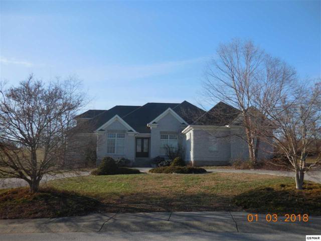 105 Luxury Ln., Dandridge, TN 37725 (#213736) :: Colonial Real Estate