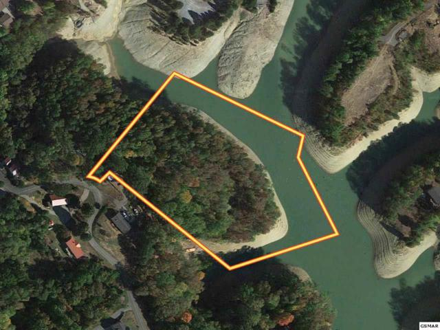 Lot Pt 8 Bouldercrest Drive, Dandridge, TN 37725 (#213781) :: Billy Houston Group
