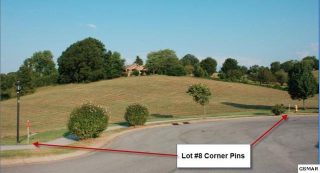 Lot 8 Regency Court, Sevierville, TN 37862 (#213857) :: The Terrell Team