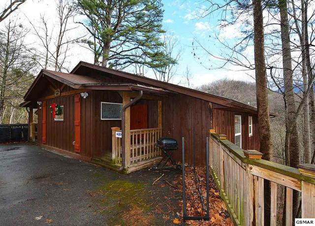 "508 Laurel Mountain Rd ""Jj's Hideaway"", Gatlinburg, TN 37738 (#213872) :: Colonial Real Estate"