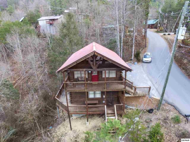 1733 Walker Trail, Sevierville, TN 37876 (#213912) :: Billy Houston Group
