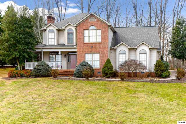3209 Topside Drive, Kodak, TN 37764 (#214002) :: Colonial Real Estate
