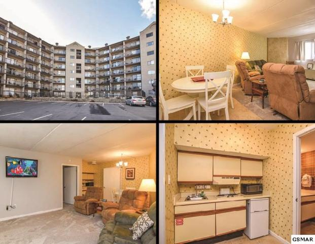 306 Baskins Creek Road Unit 5A, Gatlinburg, TN 37738 (#214229) :: Colonial Real Estate