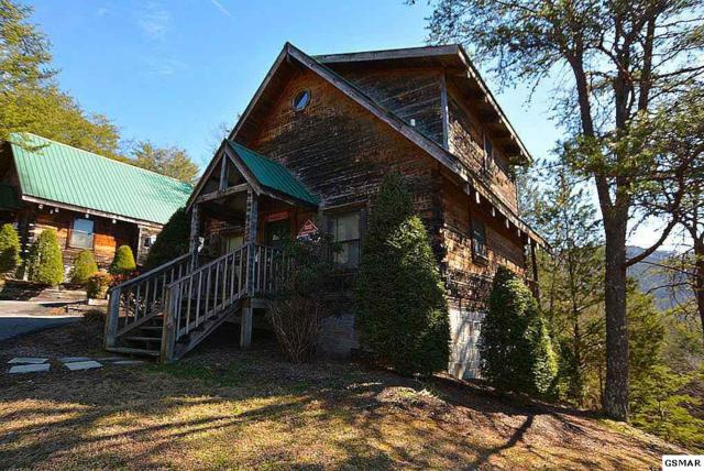 "3172 Chapel Way ""A Mountain Ret, Pigeon Forge, TN 37863 (#214243) :: Colonial Real Estate"