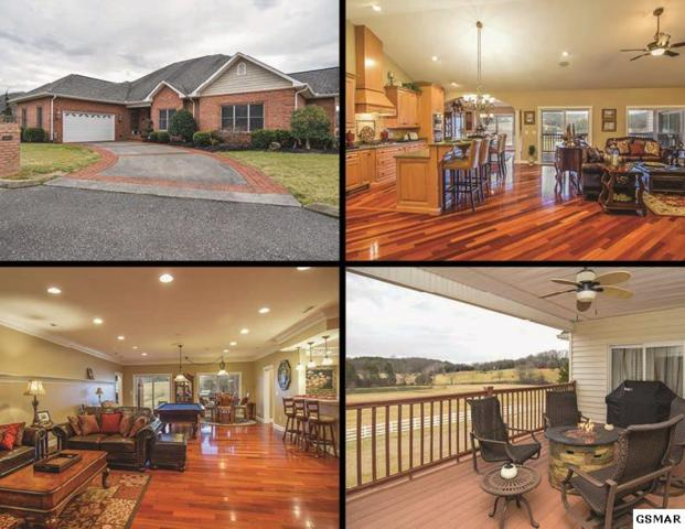 1811 Jordans Creek Way, Sevierville, TN 37876 (#214283) :: Colonial Real Estate