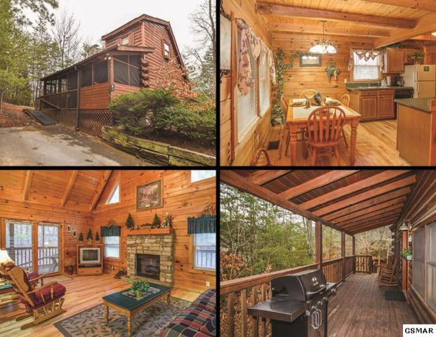 717 Kings Hills Blvd Simple Pleasure, Pigeon Forge, TN 37863 (#214305) :: Colonial Real Estate