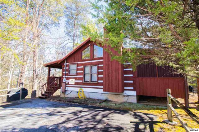1506 Ridgecrest Dr Cowboys Delight, Sevierville, TN 37876 (#214323) :: Colonial Real Estate