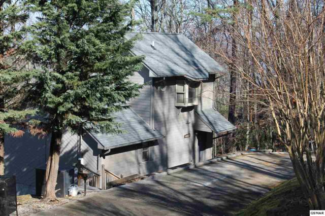 1525 Gillespie Way, Gatlinburg, TN 37738 (#214439) :: Billy Houston Group
