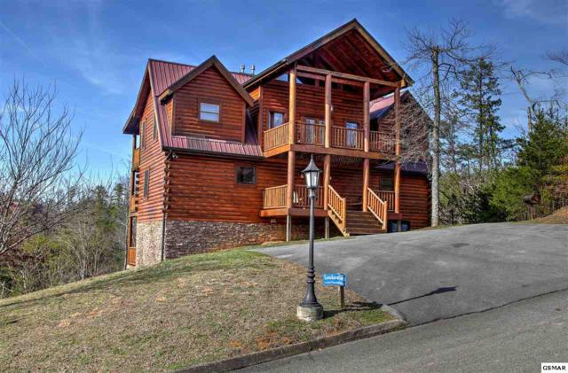 """1512 Turkey Valley Ln """"Lookout Lodge"""", Sevierville, TN 37862 (#214454) :: Colonial Real Estate"""