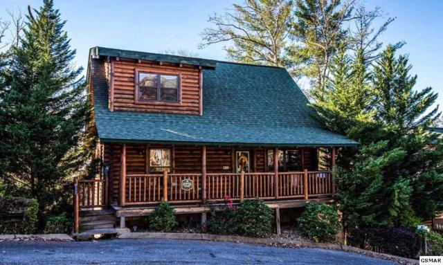 """2008 Bear Creek Way """"Dancing With T, Sevierville, TN 37862 (#214493) :: Colonial Real Estate"""