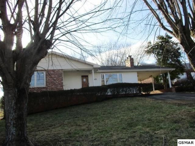 451 Buckingham Dr., Newport, TN 37821 (#214538) :: Colonial Real Estate