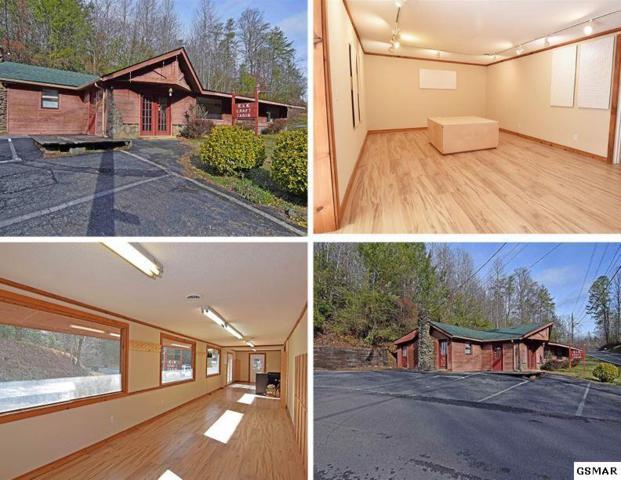 465 Glades Road, Gatlinburg, TN 37738 (#214609) :: Four Seasons Realty, Inc