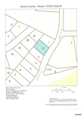 Lot 14 Powder Mill, Sevierville, TN 01077 (#214668) :: Billy Houston Group