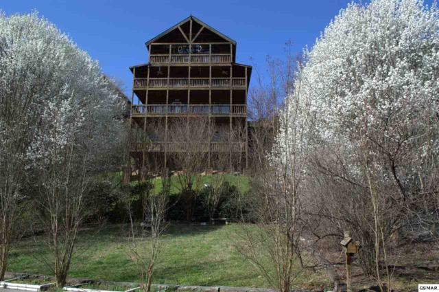 418 Hideaway Ridge Circle, Sevierville, TN 37862 (#214892) :: Four Seasons Realty, Inc