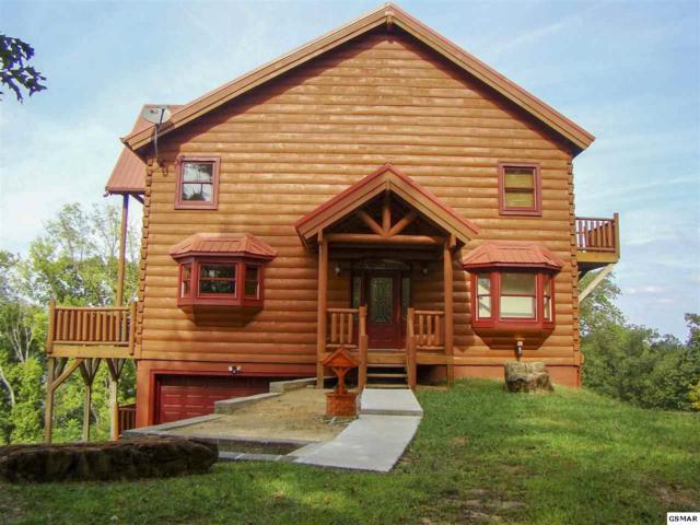 498 Jack Potts Dr, Dandridge, TN 37725 (#214909) :: Colonial Real Estate