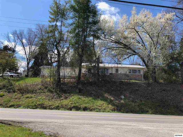 1011 Old Knoxville Hwy, Sevierville, TN 37862 (#214964) :: Colonial Real Estate
