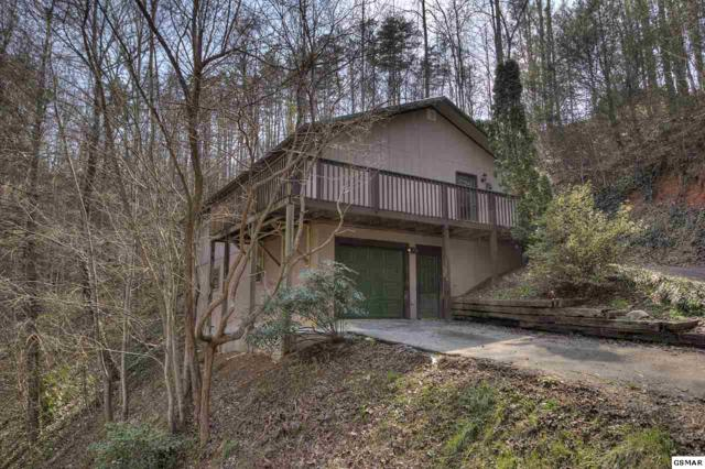 547 Hawks Trl, Gatlinburg, TN 37738 (#214996) :: SMOKY's Real Estate LLC