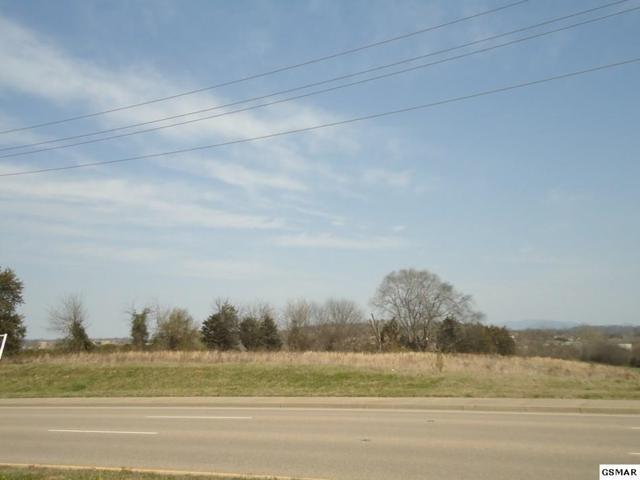 Lot 1 Veterans Blvd Veterans Busine, Sevierville, TN 37862 (#215015) :: Billy Houston Group