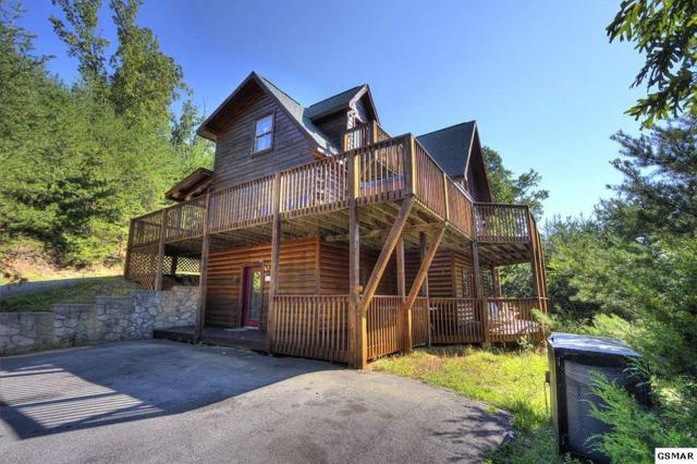 1975 E Mountain View Way, Sevierville, TN 37862 (#215060) :: Colonial Real Estate