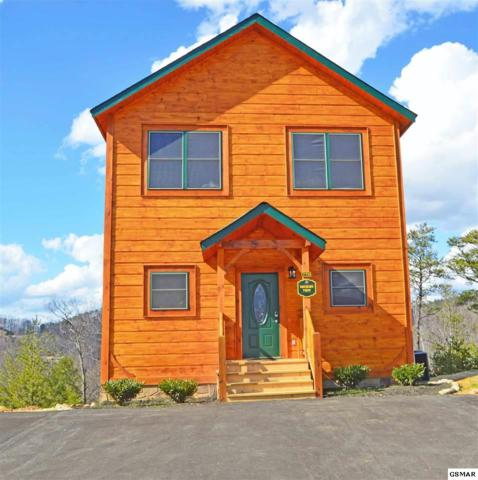 770 Park Vista Way, Gatlinburg, TN 37738 (#215106) :: Four Seasons Realty, Inc