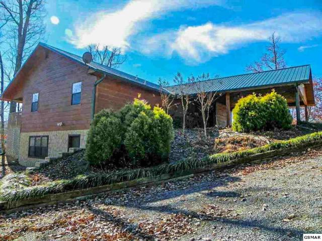 3760 Ivy Way, Sevierville, TN 37876 (#215263) :: Colonial Real Estate