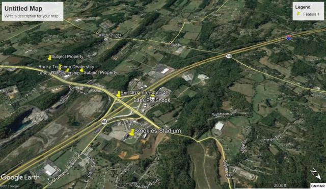 Parcel 066.00 Winfield Dunn Parkway Parcel 066.00 S, Kodak, TN 37764 (#215328) :: Colonial Real Estate