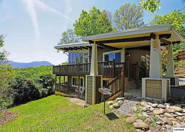 "1452 Zurich Road ""Chestnut Lodge, Gatlinburg, TN 37738 (#215461) :: Colonial Real Estate"