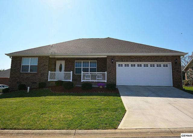 2105 Zion Drive, Sevierville, TN 37862 (#215531) :: Four Seasons Realty, Inc
