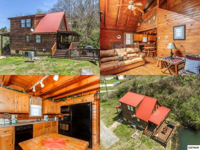 439 Hideaway Ridge Circle Moose Lodge, Sevierville, TN 37862 (#215733) :: Four Seasons Realty, Inc