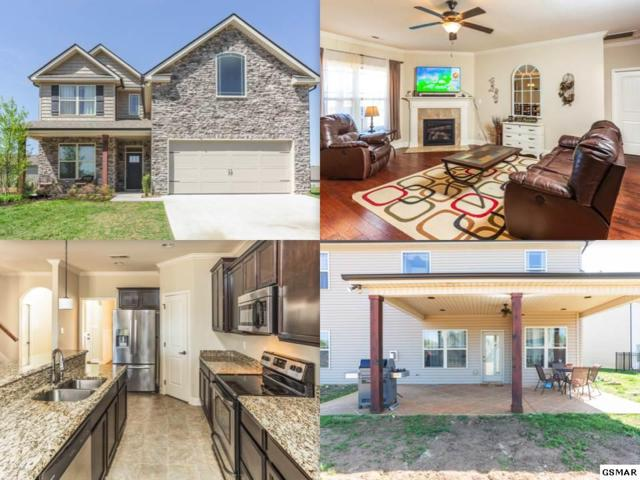 2637 Turkey Trot Lane, Knoxville, TN 37932 (#215752) :: Billy Houston Group