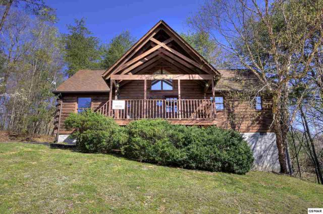 775 Kings Hills Blvd, Pigeon Forge, TN 37863 (#215763) :: Billy Houston Group