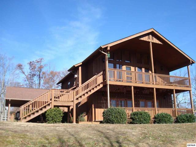 2950 Mockingbird Way, Sevierville, TN 37862 (#215780) :: Billy Houston Group