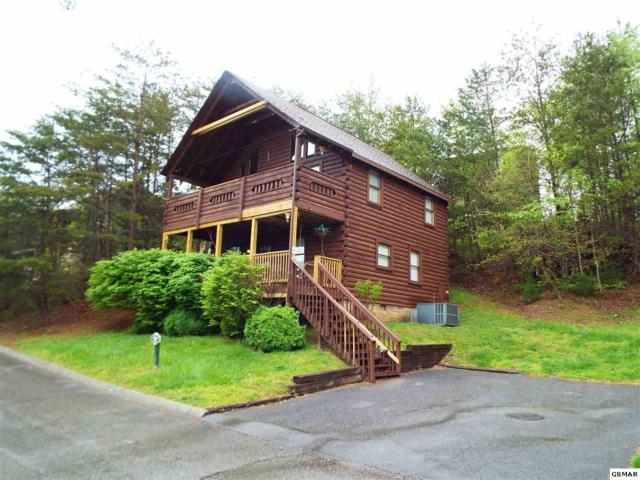 2917 Eagles Ridge Way, Pigeon Forge, TN 37863 (#215941) :: Colonial Real Estate