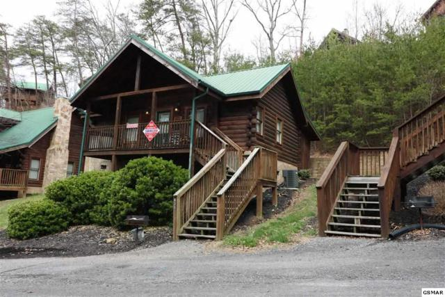 625 Chickasaw Gap Way, Pigeon Forge, TN 37863 (#216165) :: Colonial Real Estate