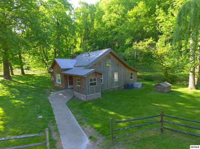 2750 Happy Hollow Rd, Sevierville, TN 37862 (#216216) :: The Terrell Team