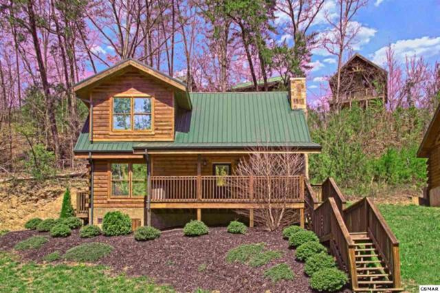 """621 Chickasaw Gap Way """"Lover's Pardis, Pigeon Forge, TN 37863 (#216252) :: Colonial Real Estate"""