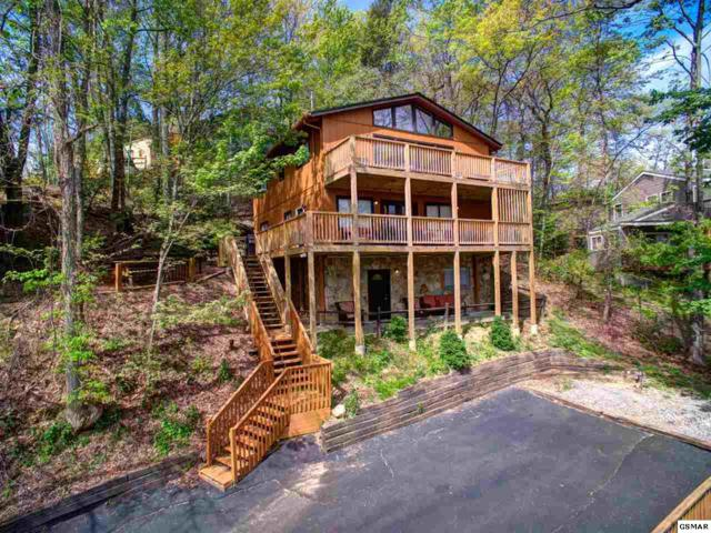 1441 S Baden Drive, Gatlinburg, TN 37738 (#216288) :: Billy Houston Group
