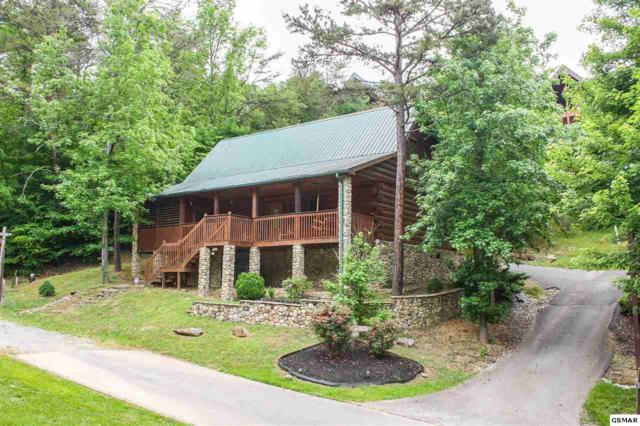 2530 Peppercorn Way, Pigeon Forge, TN 37863 (#216327) :: SMOKY's Real Estate LLC