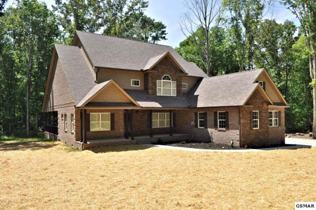 629 Topside Drive, Sevierville, TN 37862 (#216357) :: SMOKY's Real Estate LLC