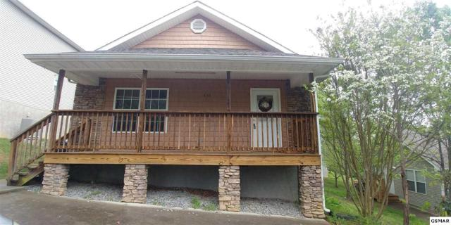 636 Lloyd Huskey Rd, Pigeon Forge, TN 37863 (#216380) :: Colonial Real Estate