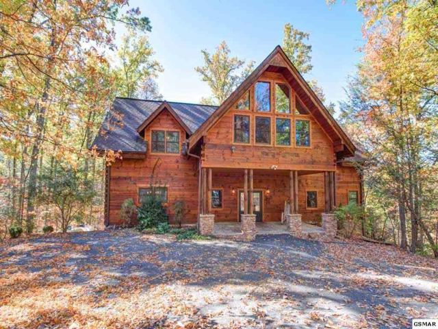 "828 Pinnacle Vista Rd ""Unbridled Spir, Gatlinburg, TN 37738 (#216399) :: Colonial Real Estate"
