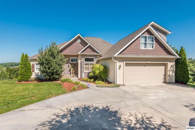 1514 Oakley Manor Court, Sevierville, TN 37862 (#216514) :: Billy Houston Group